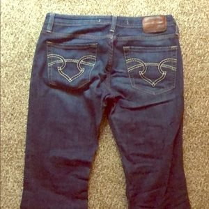 Bug star jeans-Remy flare size 29L